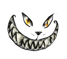 Cheshire Grin by Prayselove