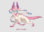 Sylveon by CoryKatze