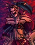 Kefka laughing by KefkaFanatics