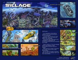 Vehicle Sillage by Vincent-Montreuil