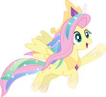 The Great and Powerful FlutterTia by Serenawyr
