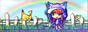 Timeline Cover Test~ by Kynchi