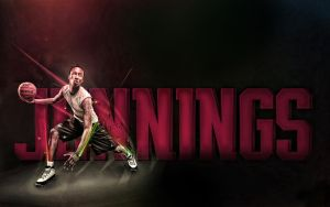 Brandon Jennings Wallpaper by Akjeter