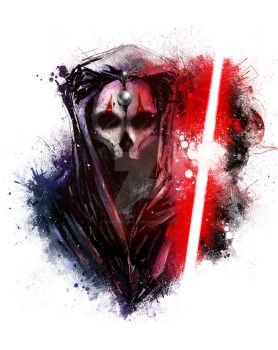 Darth Nihilus by VVernacatola