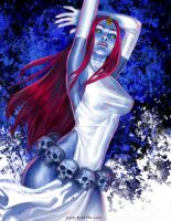 X-MEN: Mystique by ArtofTu