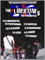 the libertines reunion gig by operation182
