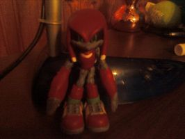 Metal Knuckles custom by SirCalistine