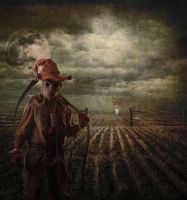 Nite Of The Scarecrow by Ray4359