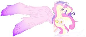 Princess Cadence in Distress by avigne102