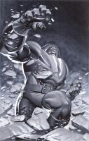 Juggernaut by ChristopherStevens