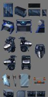 Final Rush Concepts by Emortal982