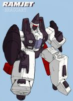 Ramjet Josh van Reyk colours by PiusInk