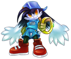 Klonoa by BloomTH