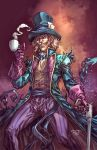 Mad Colors on the Hatter by pant