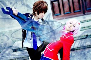 Guilty Crown by AkabaRitsu