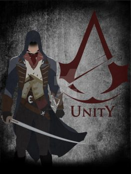 Assassins Creed Unity: Arno by ArtRookDesigns