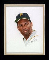 Roberto Clemente by Paluso4art