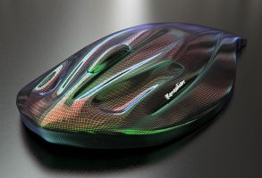 MOUSE DESIGN cameleon by koncaliev