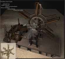 Steam Engine Class B by Machina-Obscura