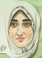 Faber Castell color pencil and Poly chromos. by SalmaHSaleh