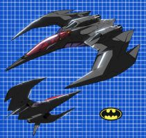 BATWING by edwardrigaud
