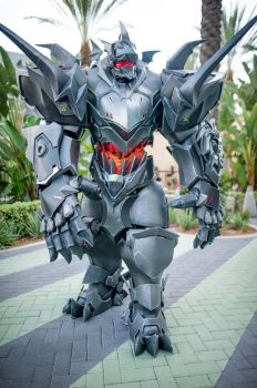 Blackhardt from Overwatch by Egg-Sisters-Cosplay