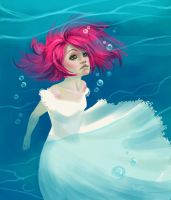 Drowned of expectation by Natsu-Lu