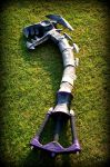 Fatal Crest keyblade by CosplayGearHouse