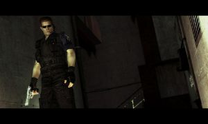 Albert Wesker by MrWhitefolks