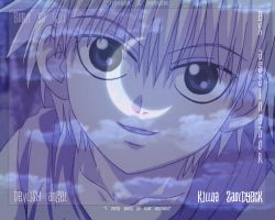 Killua Background by PinkFireFly