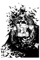 Batman Untold Inks by devgear