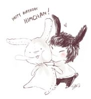 Happy bithday Himchan by KnotBerry