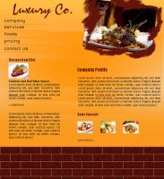 web template 5 by chuletz