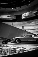 mercedes-benz-museum stuttgart by t3hr