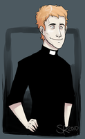 L4D - Church Guy by SuperKusoKao