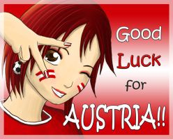 Good Luck for Austria by sothis27
