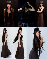 Top hat set by CathleenTarawhiti