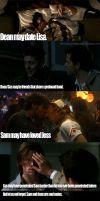 Sam and Dean are soulmates by CannibalSamacaust
