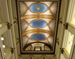 Tiffany Mosaic Ceiling by aron4174