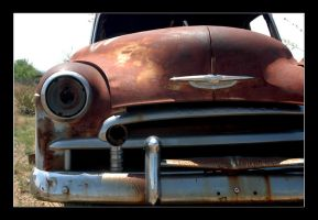 Rusted Chevy by jake10684