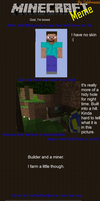 Minecraft Meme by Moonstruck-badger