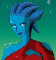 Asari by Gambits-Wild-Card