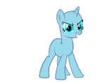 .:BASE:. Look at my awesome pose! //Unicorn by Gr8AndPowerfulAroura