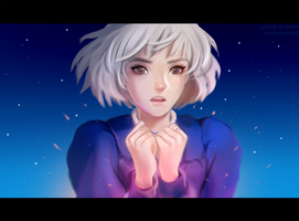 Sophie - Howl's Moving Castle by pershun