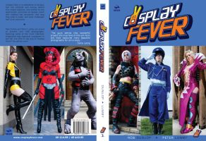 Cosplay Fever book cover by CosplayFever
