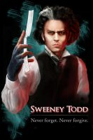 Sweeney Todd by shalpin