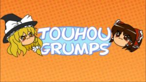 Touhou Grumps by ThEmbrsmntNinjaKitty