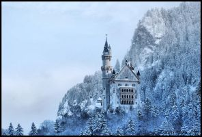 Neuschwanstein by lncognito