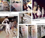 February Doll Project by Loonaki