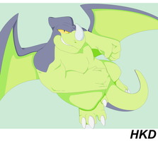 Monster Beast Giran by HiKazeDragon